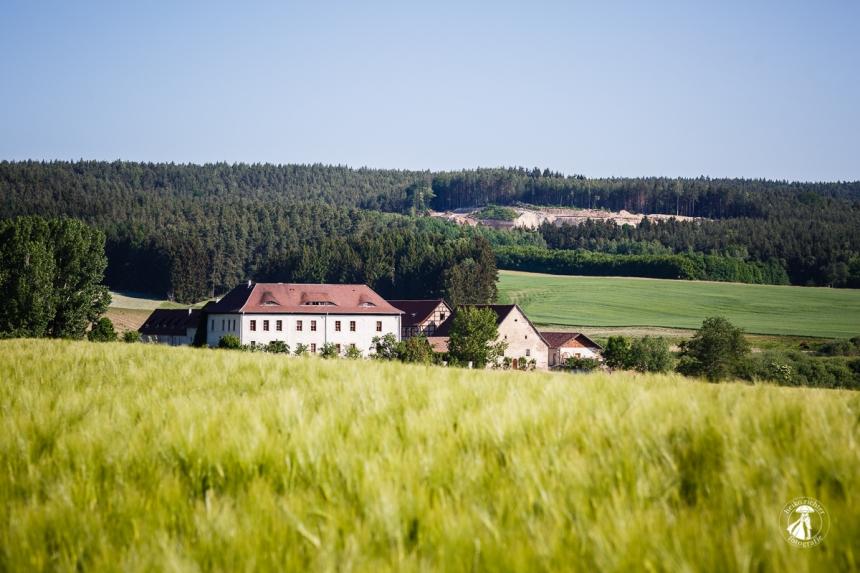 Hochzeit im Rittergut Positz