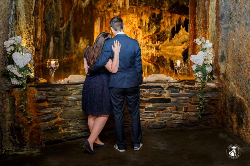 Hochzeit in den Saalfelder Feengrotten 2