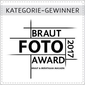 Kategoriegewinner BrautFotoAward 2017
